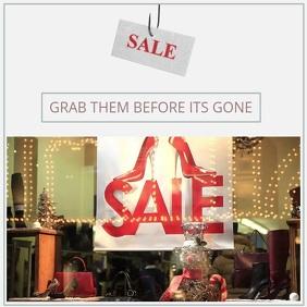 Fashion Sale Video