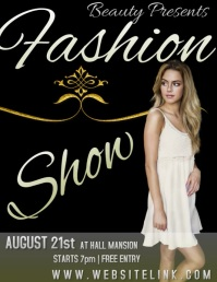 FASHION SHOW AD VIDEO/SOCIAL MEDIA