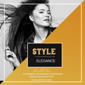 Fashion Style Elegance