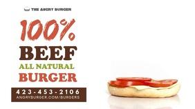 Fast Food Eatery Digital Display Ad
