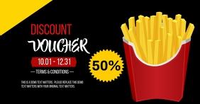 Fast Food Voucher