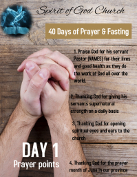 Fasting & Prayer Month
