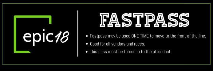 Fastpass Ticket