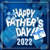 Father's day,event, retail Instagram na Post template