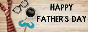 Father's day,event,party Cover na Larawan ng Facebook template