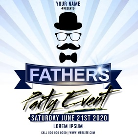 FATHER'S DAY event ad instagram