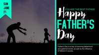 Father's day Instagram Post template