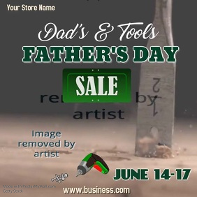 Father's Day Sale Video