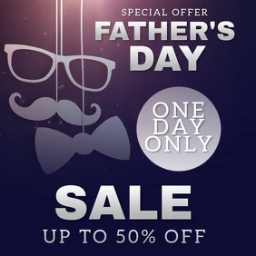 FATHER'S DAY SALE Video Template