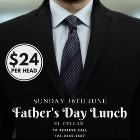Father's Day Special Video Template