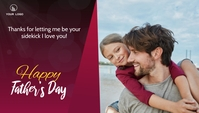Father's Day template Blog Post