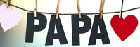 Father's Day Template LinkedIn-banner