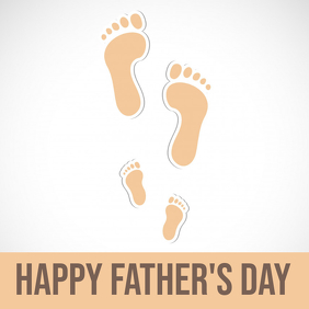 father's day template