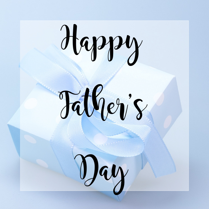 Father's Day Announcement