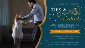 Father Daughter Dance Banner