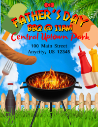 Father Day BBQ
