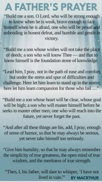 Father day Instagram story,Father's prayer template