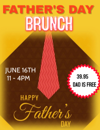 FATHERS DAY BRUNCH