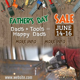 Fathers Day Digital Ad