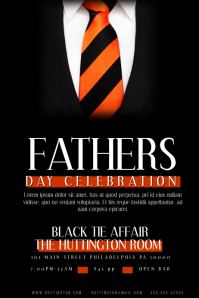 Father's Day Poster Templates | PosterMyWall