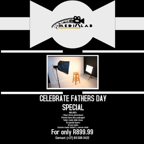 Fathers day Special Template Instagram Post