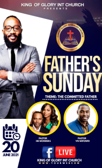 FATHERS SUNDAY Legal US template