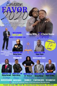 Favor of God Anniversary