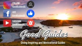 FB cover - Good Guides 5 template