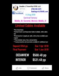 FB Cruise Deal