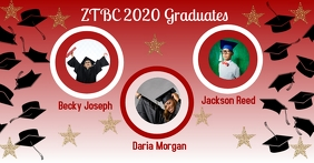 FB Graduation Cover Photo Facebook Shared Image template