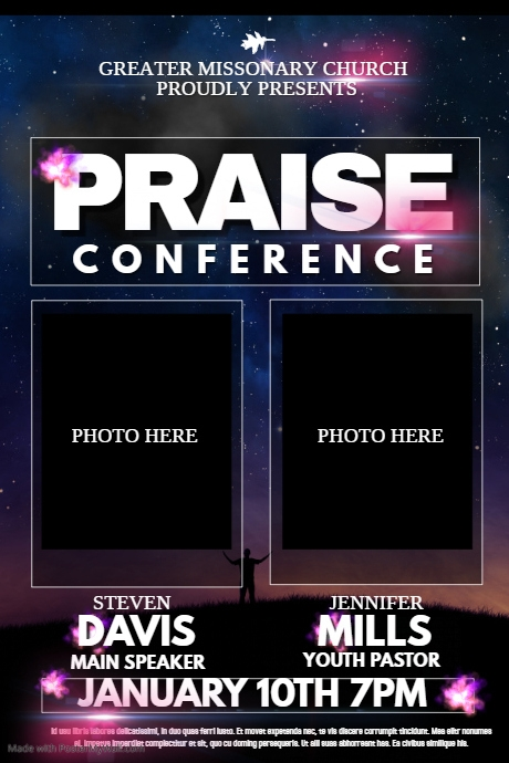Praise Conference