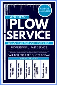 Plow Service