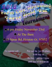FCW poker tourney