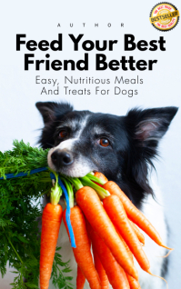 Feed Your Dog Book Cover Kindle/Book Covers template