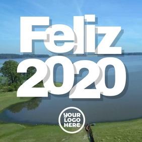 Feliz 2020 Año Nuevo Video