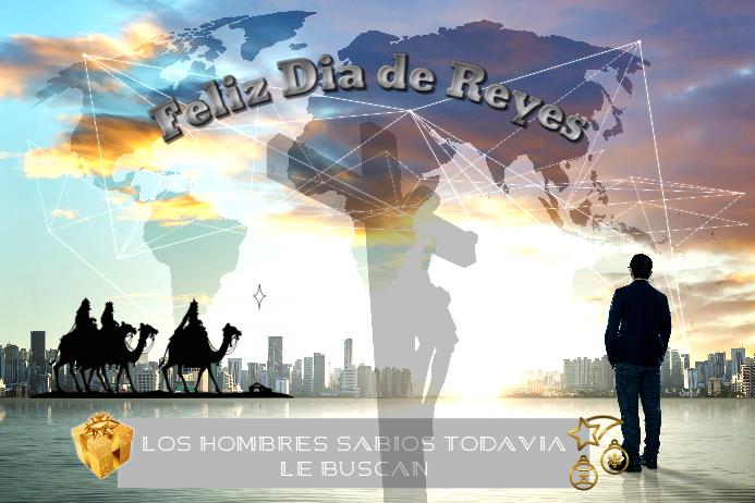 Feliz Dia De Reyes Fotos.Feliz Dia De Reyes Template Postermywall