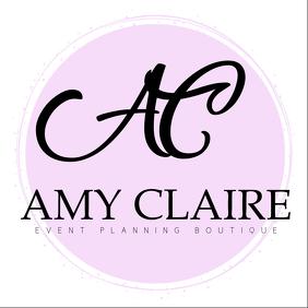 Feminine Logo Concept | Amy Claire