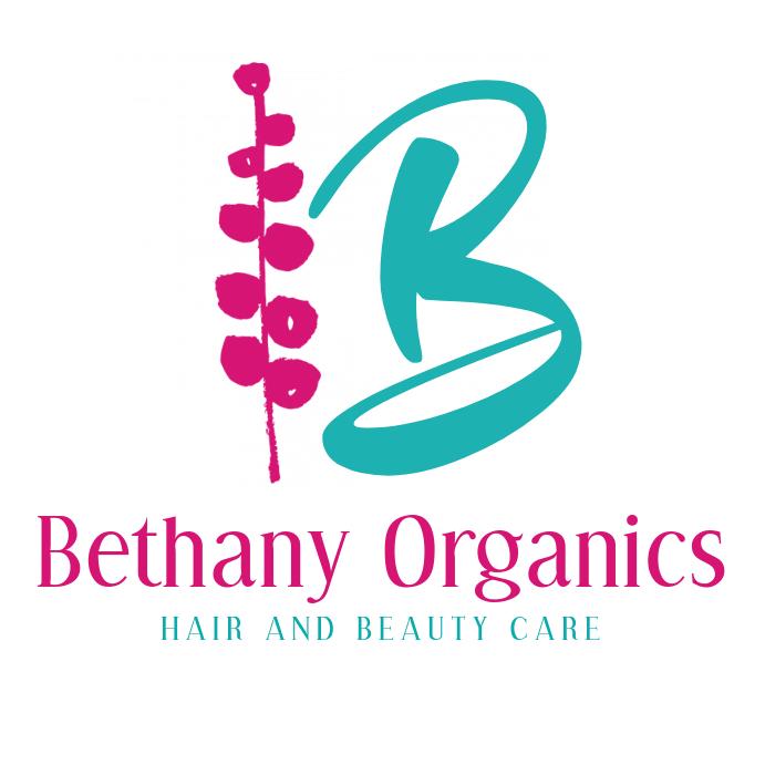 Feminine Logo Concept   Bethany Organics