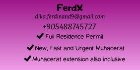 FerdX Pos Twitter template