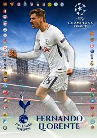 Fernando Llorente Tottenham
