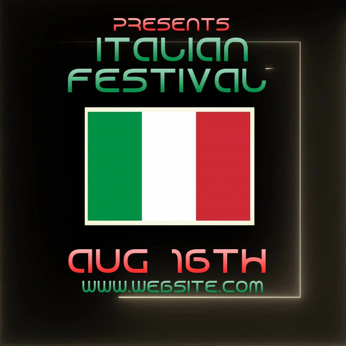 festa italiana italian fest festival ad