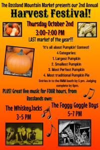 Festival Event Poster!