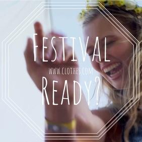Festival Instagram promotion