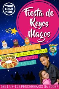Fiesta de Reyes Magos