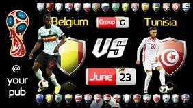 FIFA World Cup Video Digital Display (16:9) template