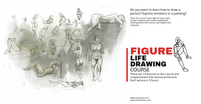 Figure Life Drawing Course