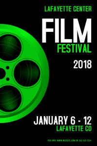 film festival - Film Festival Brochure Template