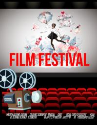 film festival template - Film Festival Brochure Template