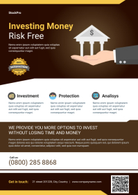 Finance Flyer Template