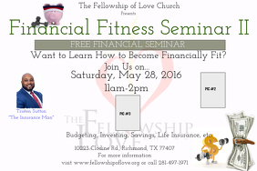 Financial Fitness Seminar